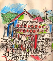 CHINATOWN IN YOKOHAMA, 1961 (roberthuffstutter) Tags: japan watercolor bars chinatown asahi or drawings collection yokohama watercolors collectors kirin sketches suntory japaneseart picnik penandink artcollectors oneimage japanesebars smallbars japanesedrawings japaneseillustrations japanesepictures japan1960s huffstuttersart bamboolanterns blogaboutjapan sketchesofjapan originalartavailable yokohamaschinatown1961 yokohamain1960s japanesetaxis1960s sapporobeers japanesesketches huffstuttersdrawings japaneseportfolio assortedjapanesedrawings signedoriginalsavailable huffstutterswatercolorgallery orignalworkbyrlhuffstutter yokohamacollection huffstuttersyokohama artphotosjapan