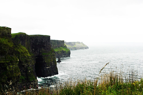 Cliffs at Moher