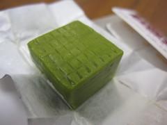 Matcha Caramels