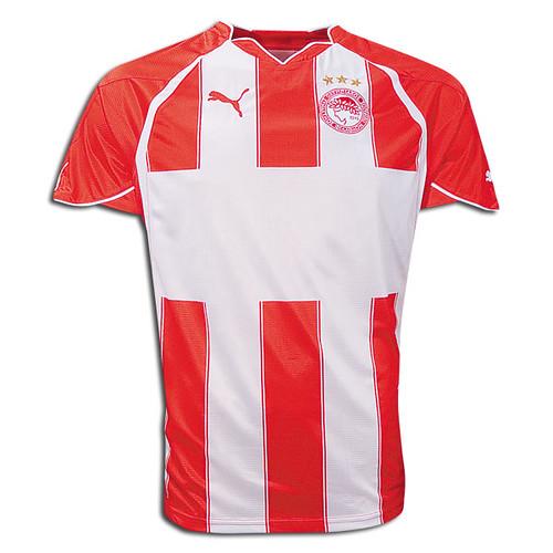 Olympiacos Piraeus FC Puma 2010/11 Home Kit / Jersey