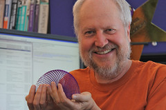Douglas with a Slinky by photo