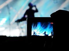 Massive Attack @ Big Chill Festival 1 (preynolds) Tags: music festival dof bokeh live gig group band massiveattack bigchillfestival seethroughlcdscreen