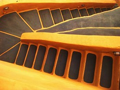 Antithesis (FlipMode79) Tags: orange stairs steps santorini greece fira antithesis platinumheartaward santorinisteps flipmode79