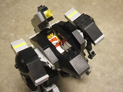 Cockpit (+DemonHunter+) Tags: lego mecha mech moc