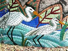 Chicago, Navy Pier, Great Lakes Sculpture IV (Mary Warren 11.0+ Million Views) Tags: sculpture chicago greatlakes tiles navypier soe coth supershot flickrsbest bej mywinners impressedbeauty citrit overtheexcellence
