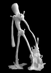 metarhizium sculpture (dhearone) Tags: resin sculptures metarhizium dhear