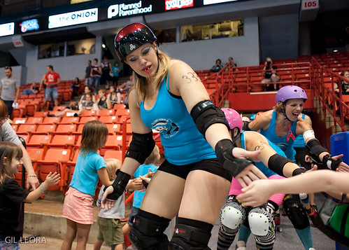 _DSC7457: Windy City Rollers posted a photo: »