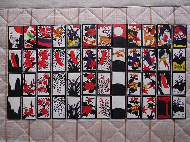Hanafuda Cards By Matsuyuki