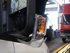 Schaden am Autospiegel