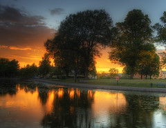 City Park at Sunset I