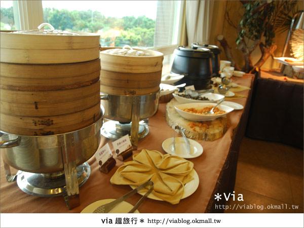 【新竹旅館】關西六福莊生態渡假旅館~餐食篇17