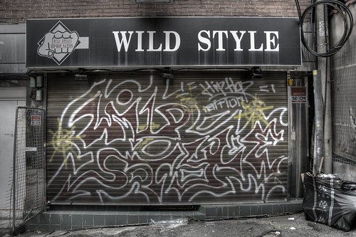 Wild Style HDR