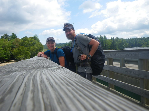 Chris & Misti @ Abol Bridge