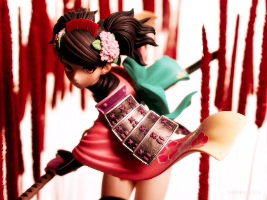 Momohime by Alter