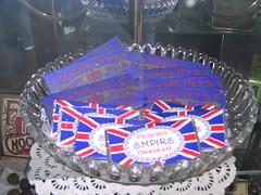 A cake of Cadbury
