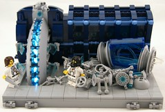 Junk (Bart De Dobbelaer) Tags: lego space vignette prometheus