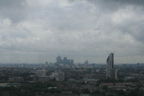 Canary Wharf and The Strata