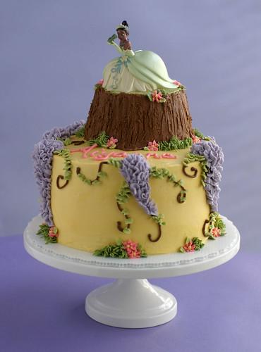 princess and the frog cake ideas. Aiyanna#39;s Adoption Cake