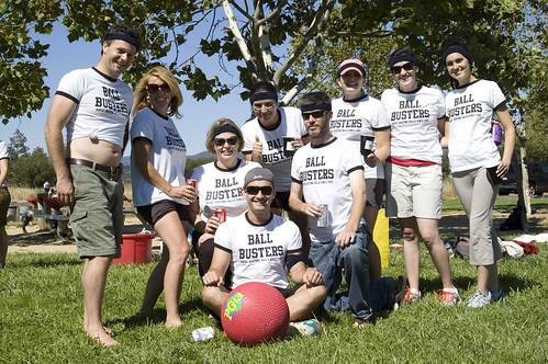 Team Ballbusters