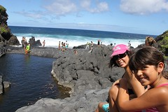 The Pools in Hana