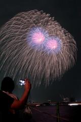 第23回東京湾大華火祭 八重芯錦冠郡声
