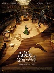 Adele'nin Olağanüstü Maceraları - Les Aventures Extraordinaires D'Adele Blanc-Sec (2010)