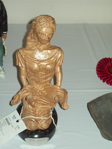 Erie County Fair: Wood carvings II