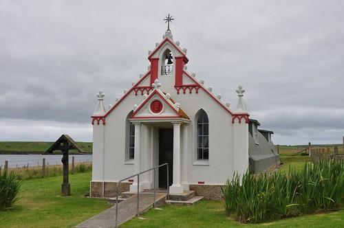 Italian Chapel - Lamb Holm