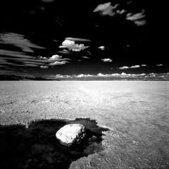 Day 8: Bonneville Salt Flats, Utah (Dr. RawheaD) Tags: ir salt f45 hasselblad flats infrared aura bonneville pro1 digitial carlzeiss 38mm efke r72 biogon kenko swcm ir820 summertrip2010