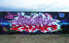 LEC (AZEK one) Tags: family wild wallpaper vacation sky urban paris france tower art beach colors sunglasses st wall writing sunrise buildings painting landscape graffiti star james paint miami couleurs postcard fat tag famous murals style az playa tags eiffel tropez astro peinture negative ciel cap hood hiphop hd wade lec cz graff toulouse burner nba ghetto plage hlm fond dmc burners spraycan 2010 negatif lebron fluo stue dsk ecran lcf kaise asek azek tz3 lecrew kingsofgraff azekone azeker