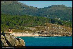 Castro de Baroa (Mundocreativo) Tags: mar playa galicia castro celta piedra portodoson baroa restosarqueologicos