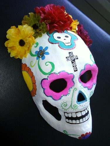 day of the dead masks. Day of the Dead