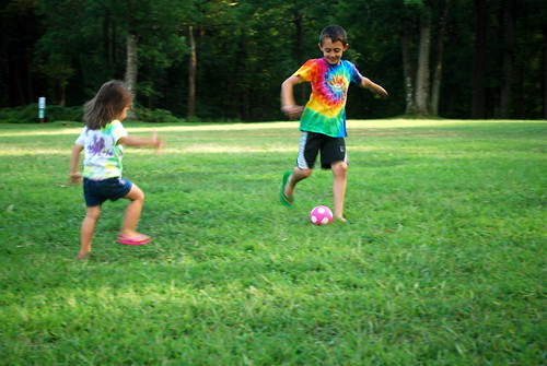 Soccer Stars in Action