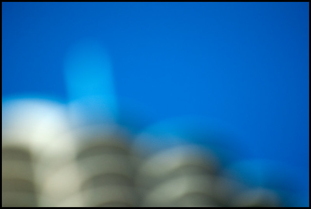 Marina Tower Abstract