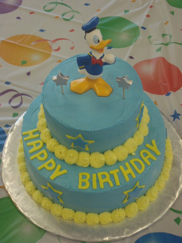 The Worlds Best Photos Of Cake And Donaldduck Flickr Hive Mind