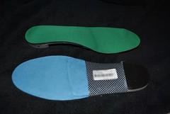 My orthotic shoe inserts