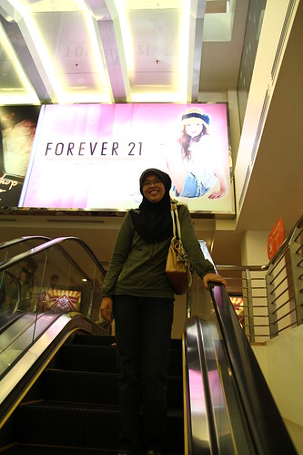 Forever 21??just in dream..