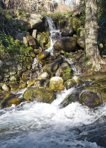Pequeña cascada en Hervas 4907322128_e1f9b684aa