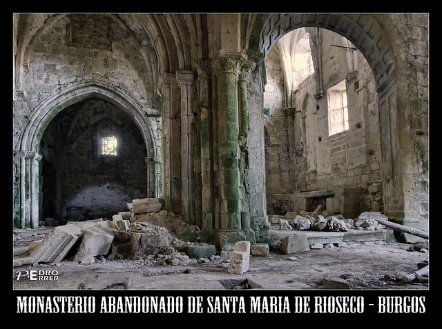 Monasterio Sta. Maria de Rioseco - Zero Noise + Tufuse