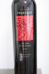 Truscott 2007 Old Vine Zinfandel