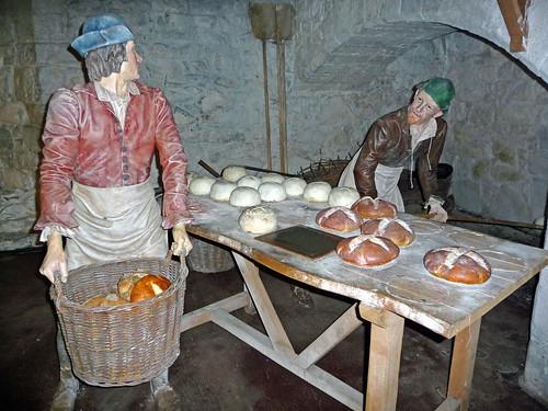 Medieval Kitchens, Stirling Castle