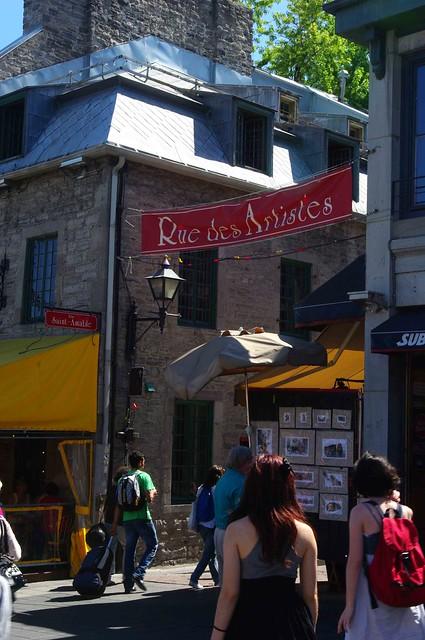 Rue des Artistes