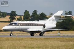 CS-DUA - HB-0004 - Netjets Europe - Hawker Beechcraft 750 - Luton - 100805 - Steven Gray - IMG_1165
