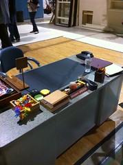 Sean's Desk