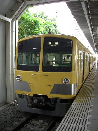 西武鉄道101系電車/Seibu Railway 101 Series EMU