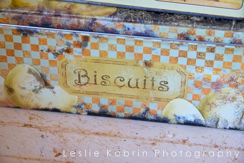 The Biscuit Tins