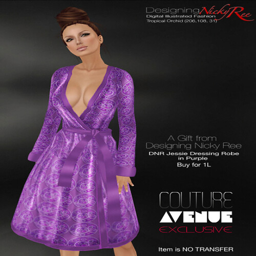 Designing Nicky Ree :: Couture AVENUE Gift