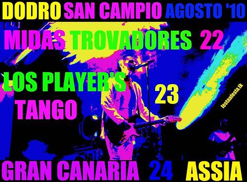 Dodro - San Campio 2010- cartel elaboración propia