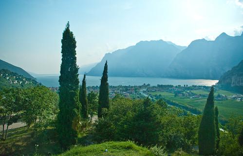 Lake Garda landscape