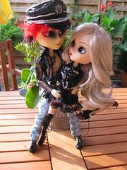 Russian Love (Capt. Peter) Tags: japan doll melissa pullip igor hash ludmilla junplanning taeyang grooveinc